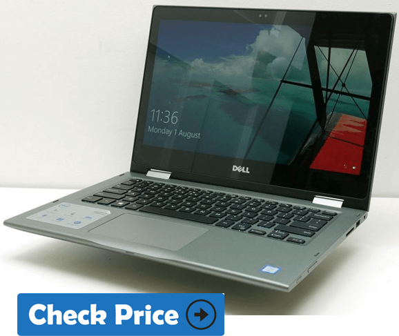 Dell Inspiron graphic designer laptop