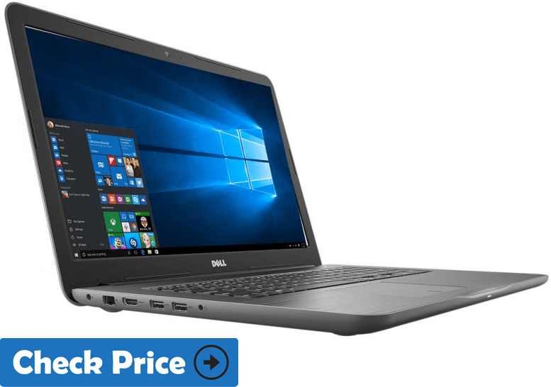Dell Inspiron i5577 laptop for photo shop budget