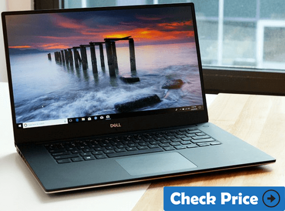 Dell XPS 15-9570 laptop for architects Students