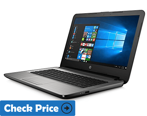 HP 14-an013nr Notebook laptop for coders