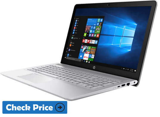 HP Pavilion power 15 best laptop for accounting students
