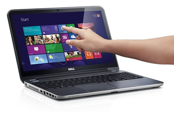 touchscreen laptops