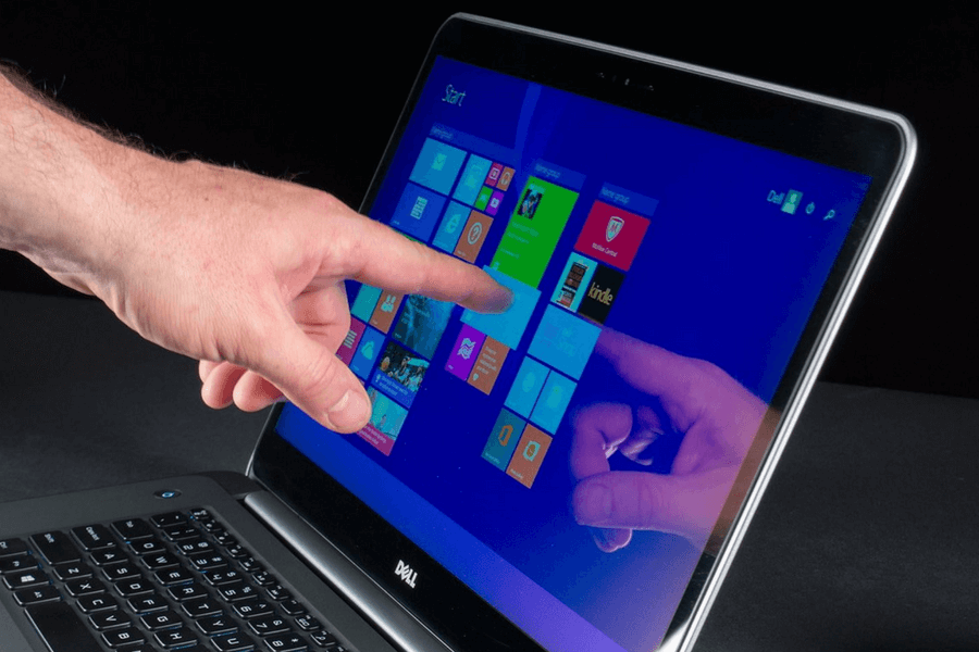 touch screen laptop for graphic designers