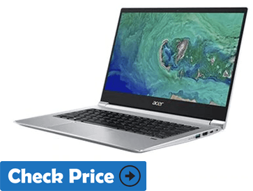 Acer-Swift-3 laptop with thunderbolt 3 port
