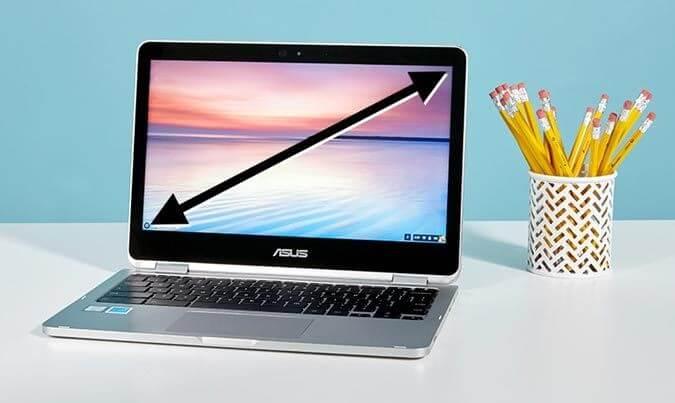 Best Laptop screen size