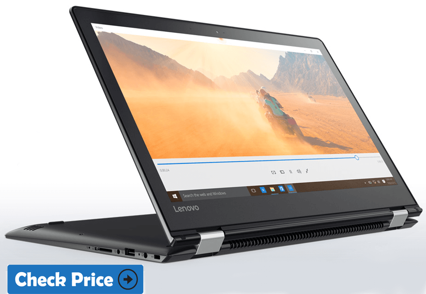 Lenovo Flex 14 laptop for accounting students