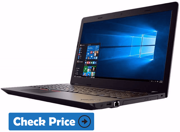 Lenovo ThinkPad E570 laptop for android apps development