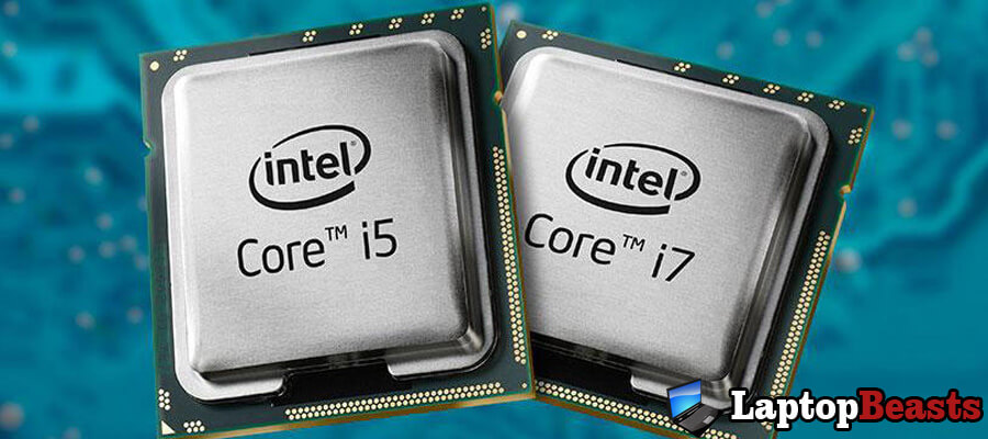 Difference Between Core i5 and i7