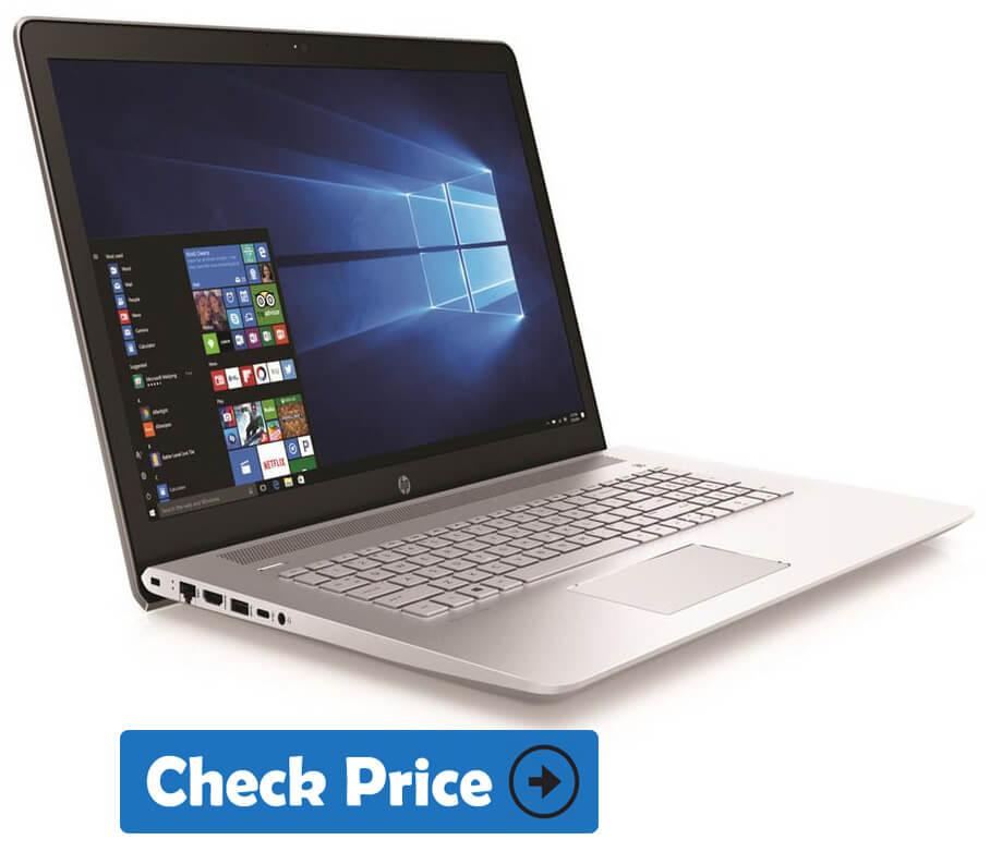 best 17 inch laptop under 500