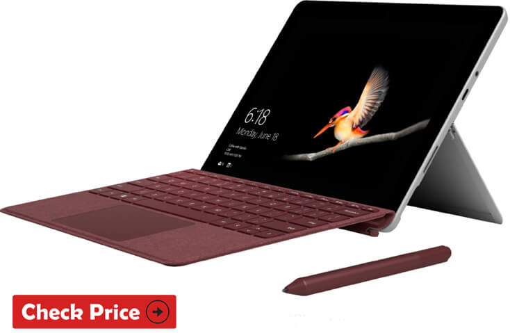 Microsoft Surface Go 2-in-2 laptop under 600