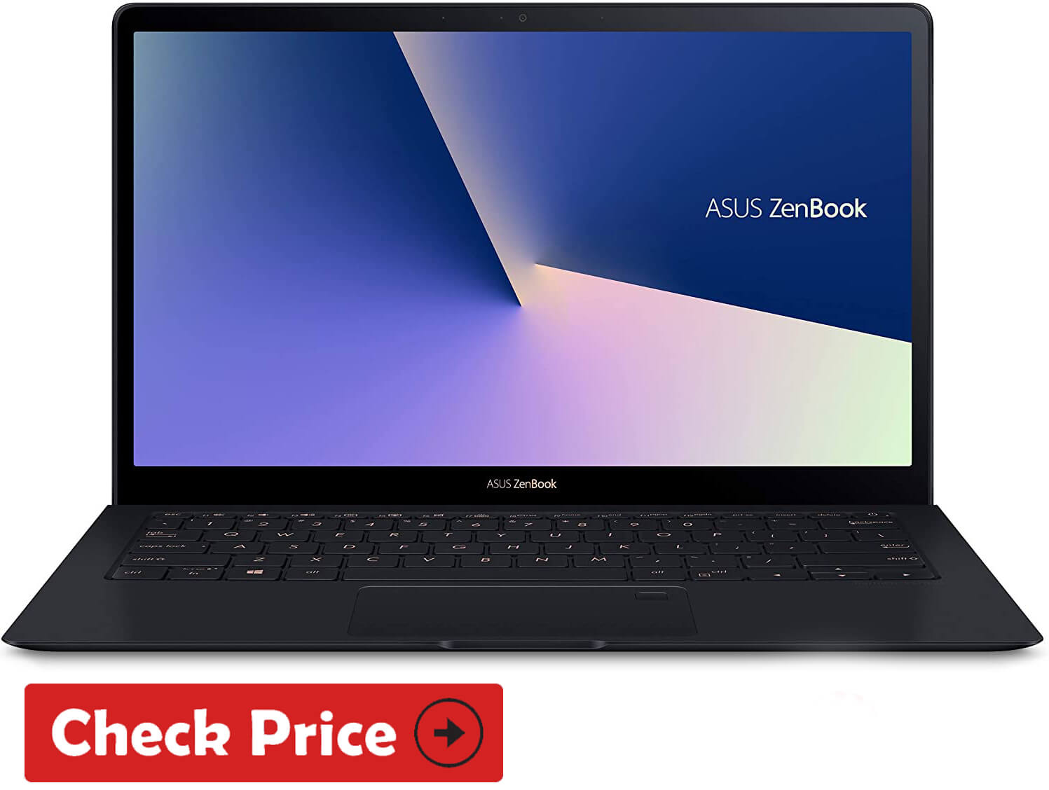Asus ZenBook S UX391 Laptop Under 1500 Dollars