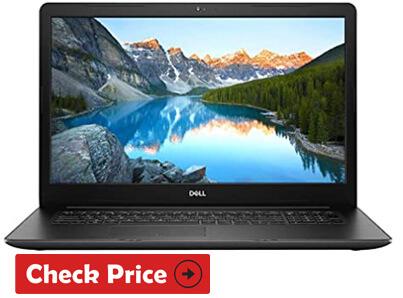 Dell Inspiron 3793 17.3 laptop under 700