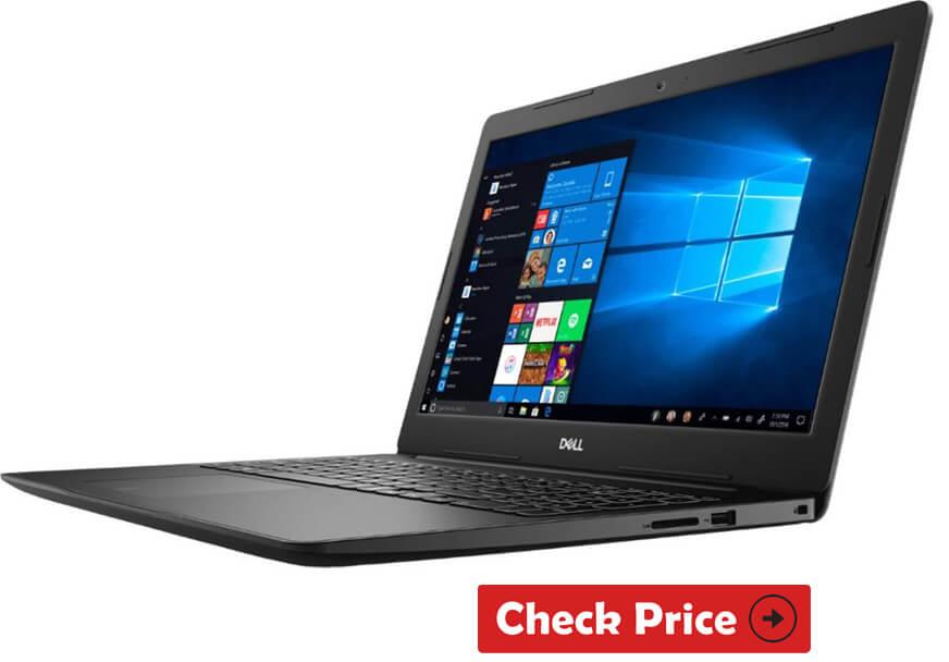 Dell Inspiron i3583 ssd laptop under 500