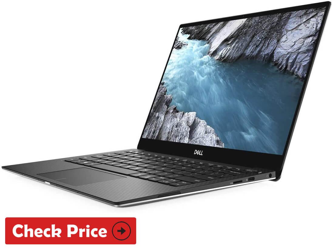 Dell XPS 13 9380 laptop for realtors